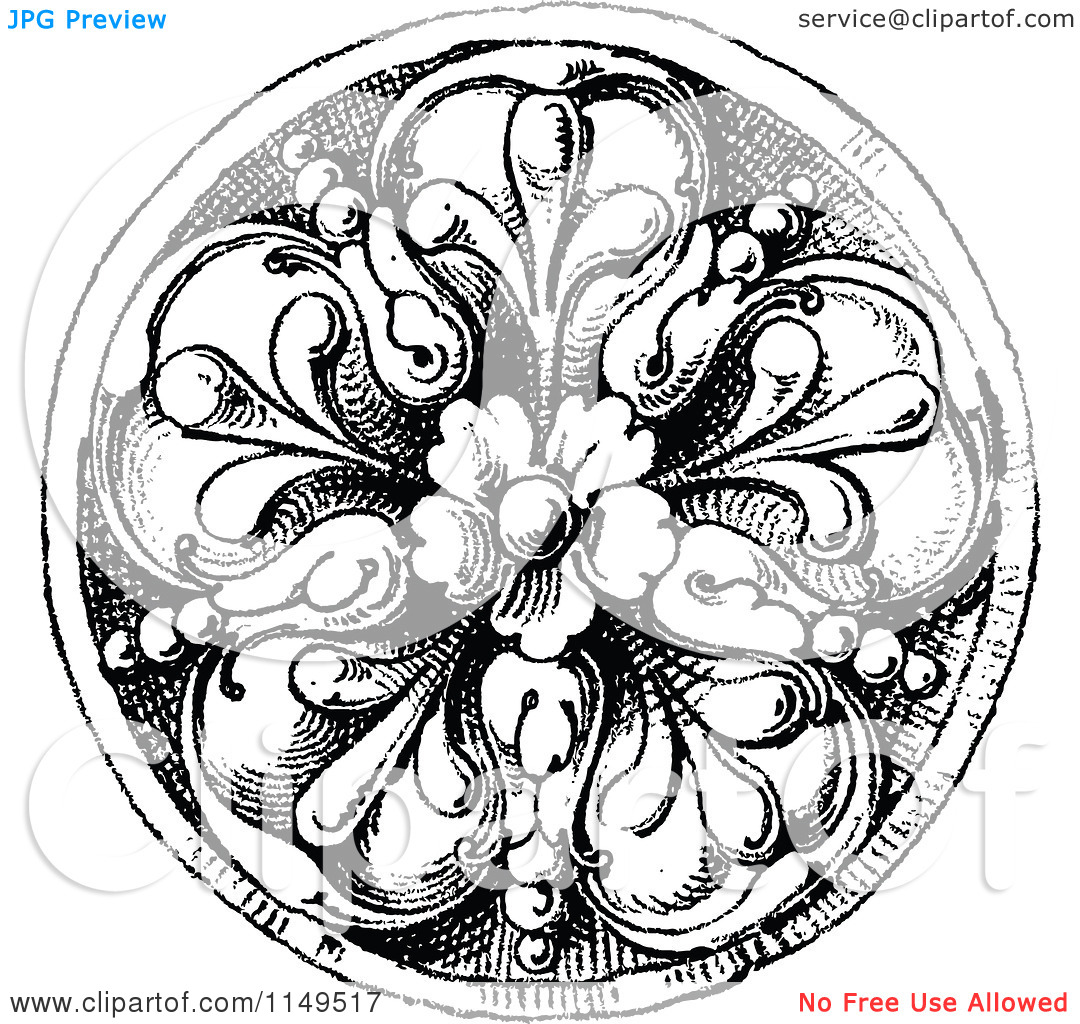 Medallion clipart #12, Download drawings