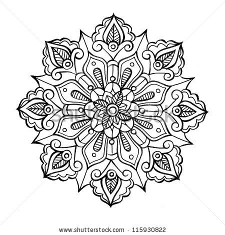 Medallion coloring #11, Download drawings