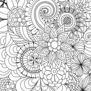 Medallion coloring #13, Download drawings