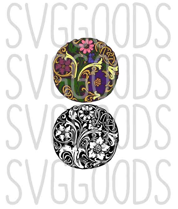 Medallion svg #9, Download drawings