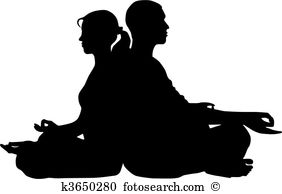 Meditation clipart #3, Download drawings