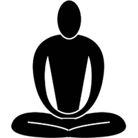 Meditation clipart #1, Download drawings