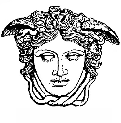 Medusa clipart #13, Download drawings