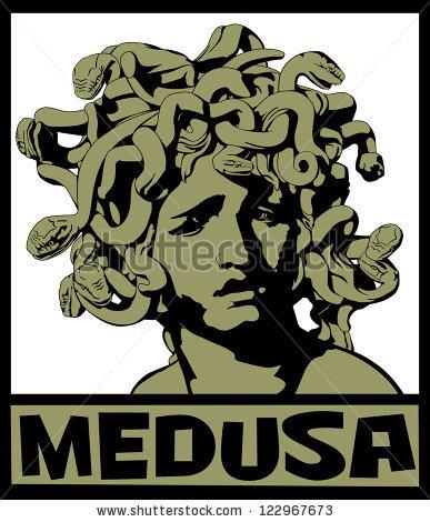 Medusa svg #3, Download drawings