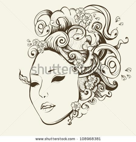 Medusa svg #6, Download drawings