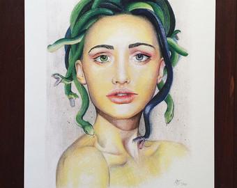 Medusa svg #13, Download drawings