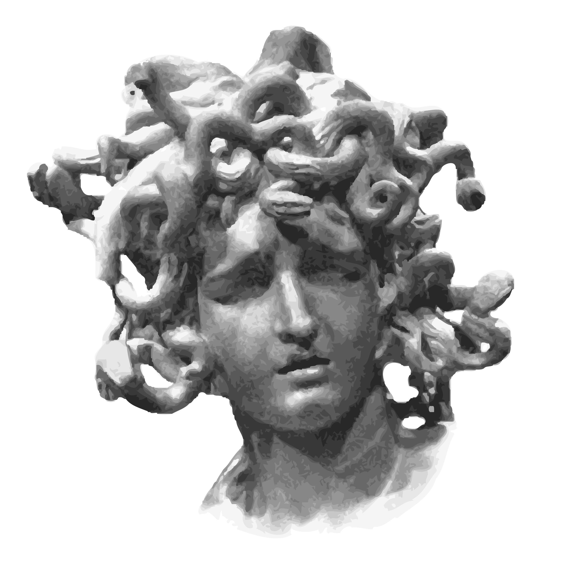 Medusa svg #12, Download drawings
