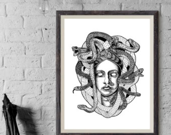 Medusa svg #14, Download drawings