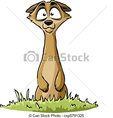 Meerkat clipart #14, Download drawings