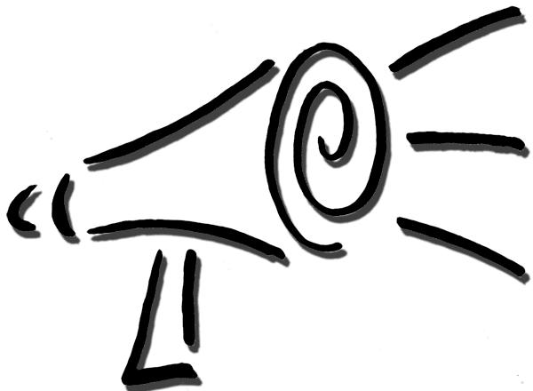 Megaphone clipart #10, Download drawings
