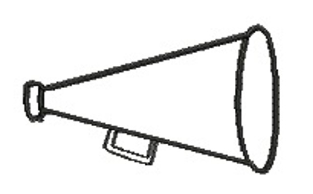 Megaphone clipart #18, Download drawings
