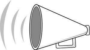 Megaphone clipart #13, Download drawings