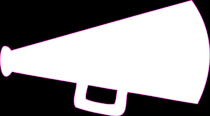 Megaphone clipart #2, Download drawings