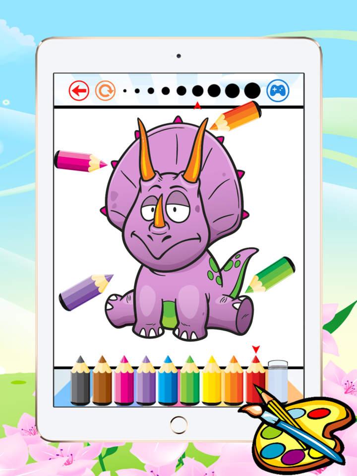 Megenta The Dragon coloring #17, Download drawings