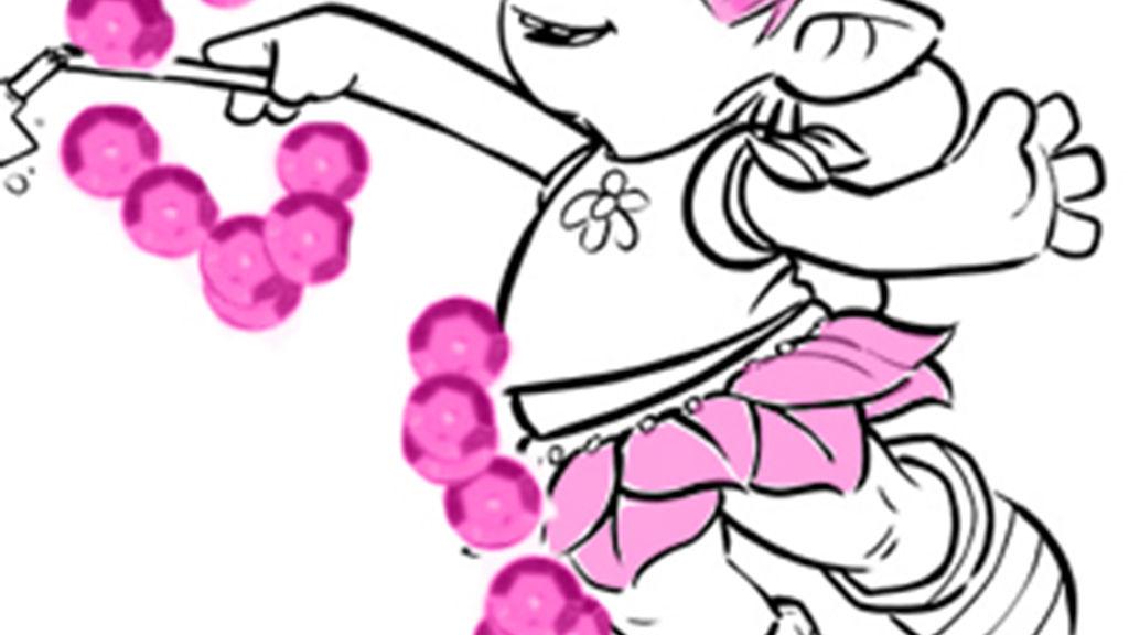 Megenta The Dragon coloring #8, Download drawings