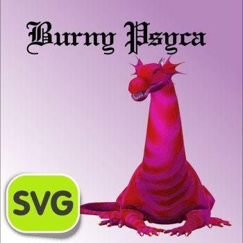 Megenta The Dragon svg #18, Download drawings