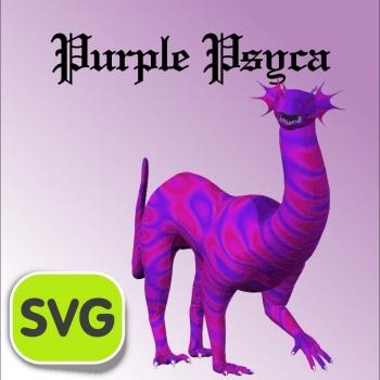 Megenta The Dragon svg #17, Download drawings