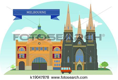 Melbourne clipart #13, Download drawings