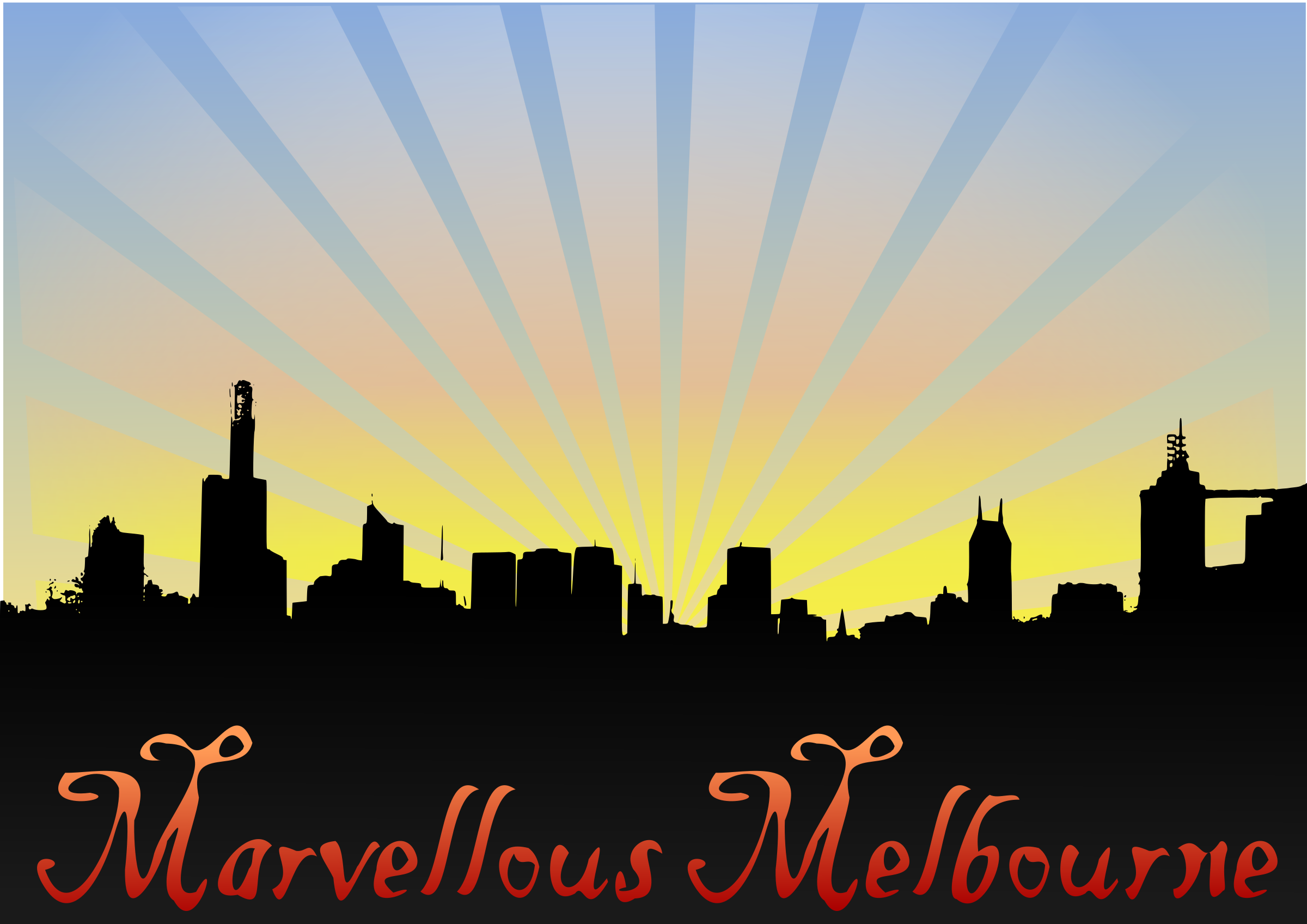 Melbourne clipart #10, Download drawings