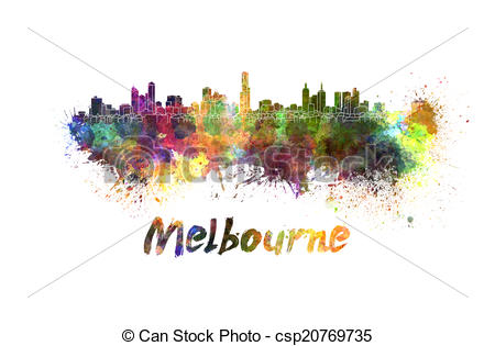 Melbourne clipart #7, Download drawings