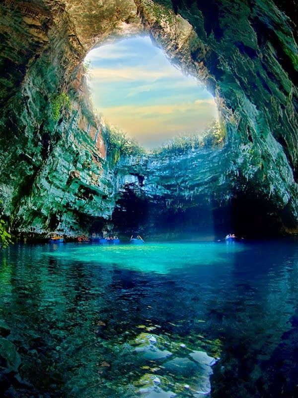 Melissani Cave clipart #6, Download drawings