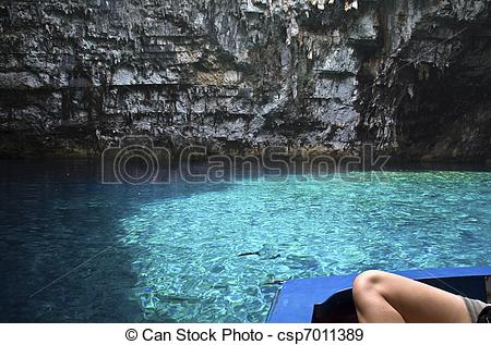 Melissani Cave clipart #18, Download drawings
