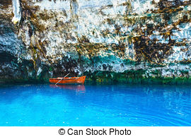 Melissani Cave clipart #3, Download drawings
