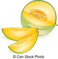 Melon clipart #13, Download drawings