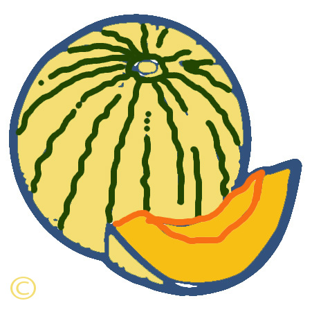 Melon clipart #14, Download drawings
