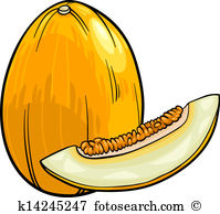 Melon clipart #17, Download drawings