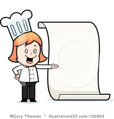 Menu clipart #5, Download drawings
