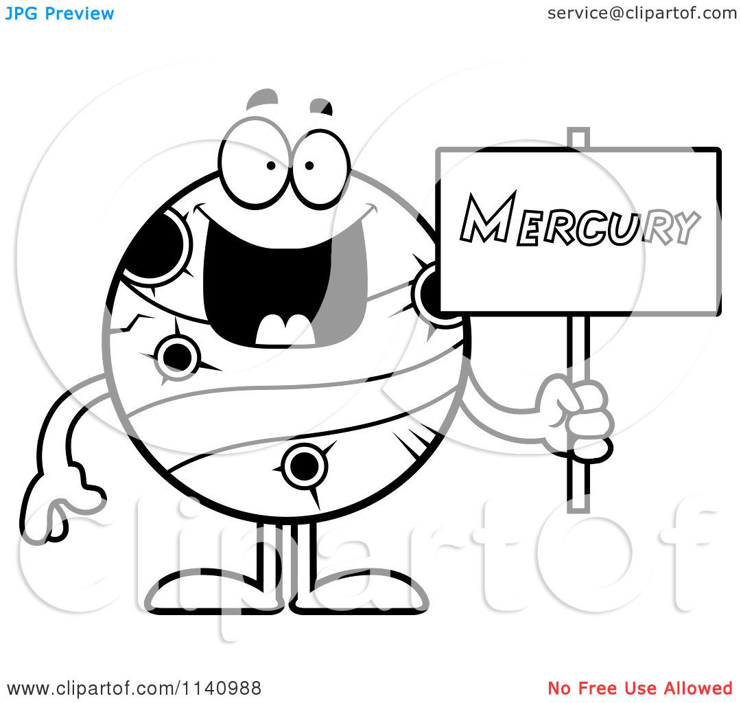 Mercury coloring #7, Download drawings