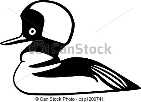 Merganser Duck clipart #19, Download drawings