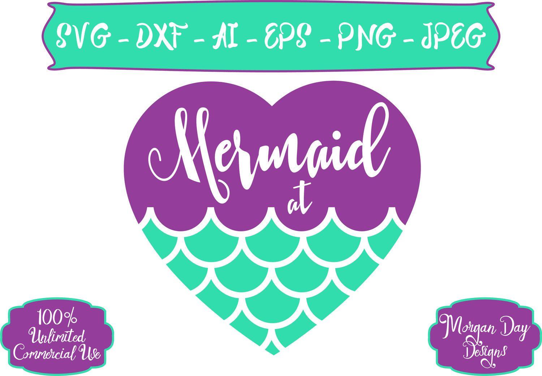 mermaid life svg #345, Download drawings