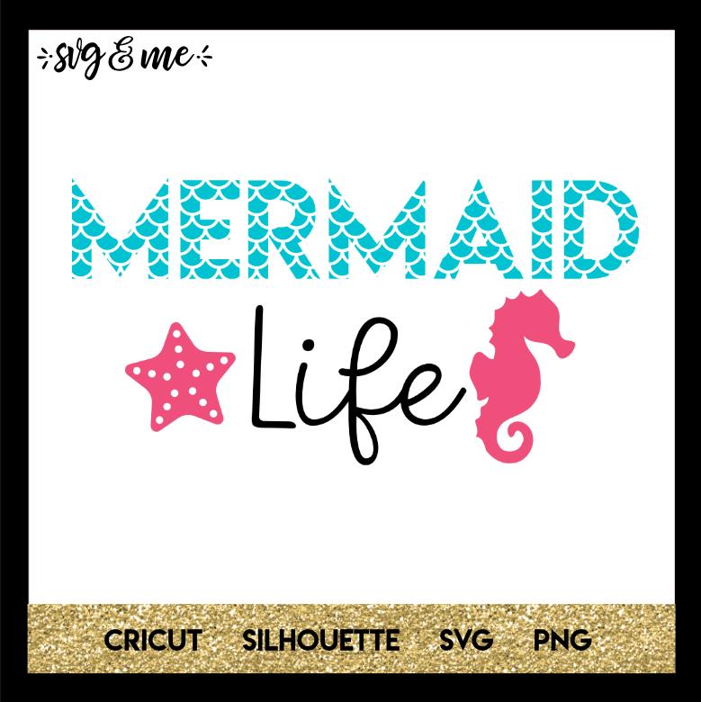 mermaid life svg #340, Download drawings