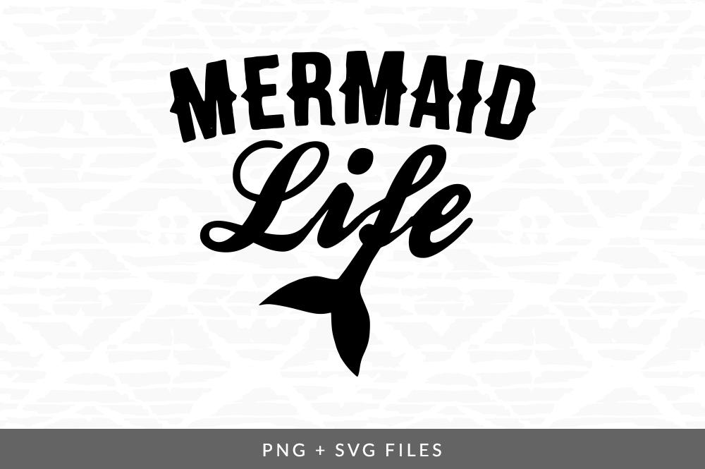 mermaid life svg #349, Download drawings