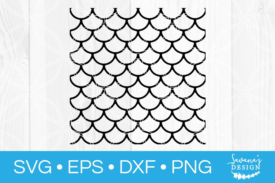 mermaid scales svg free #981, Download drawings