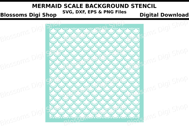 mermaid scales svg free #989, Download drawings