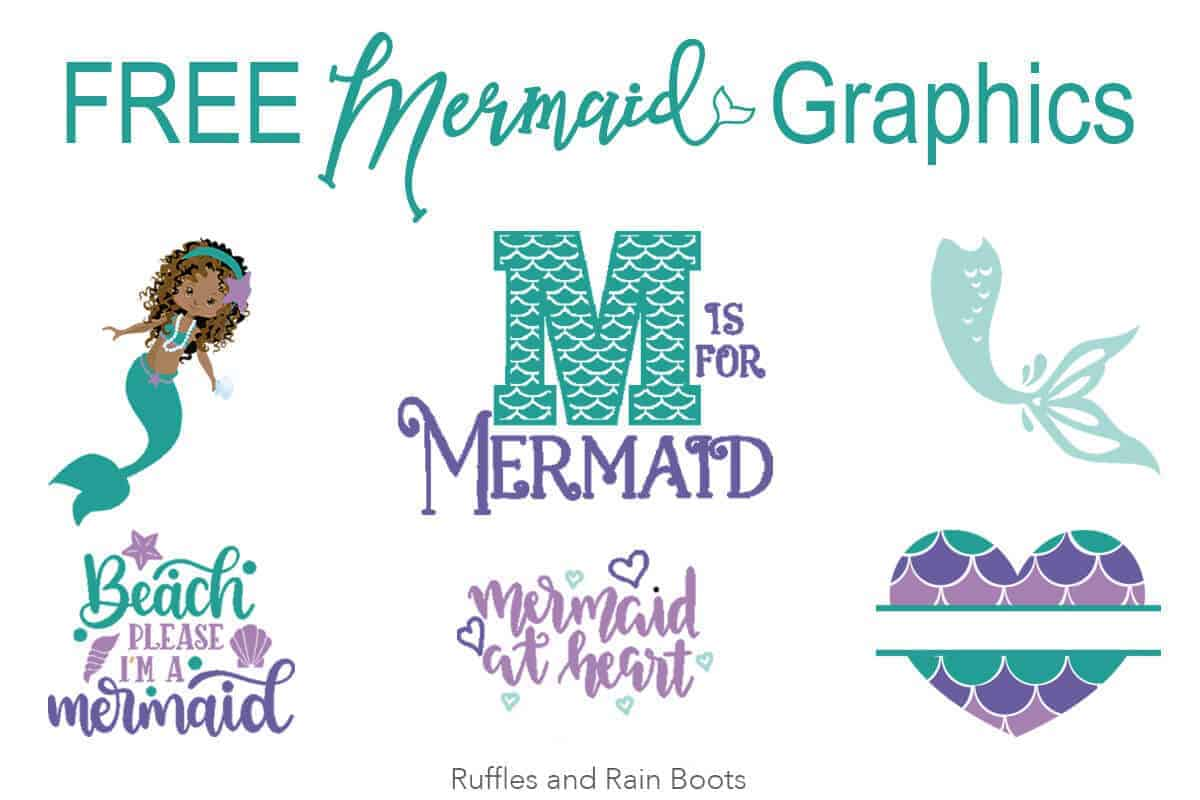 mermaid svg free #1023, Download drawings