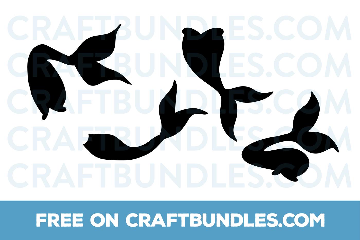 mermaid tail svg free #407, Download drawings