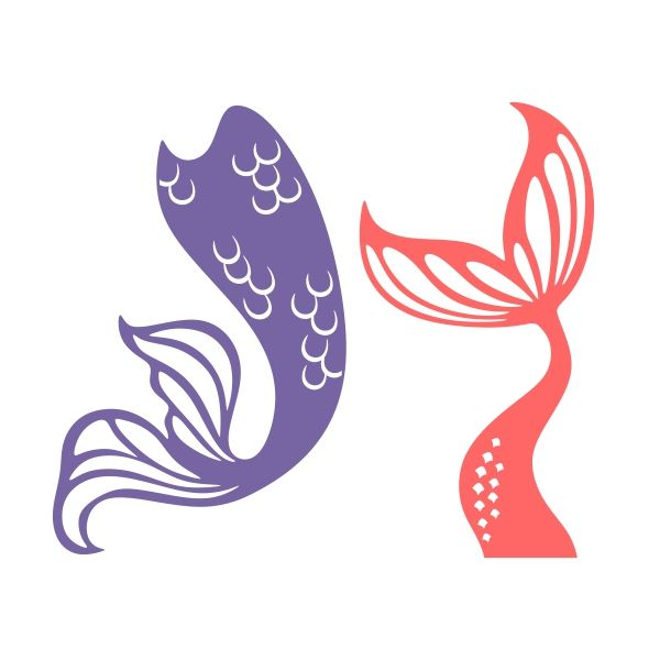 mermaid tail svg free #414, Download drawings