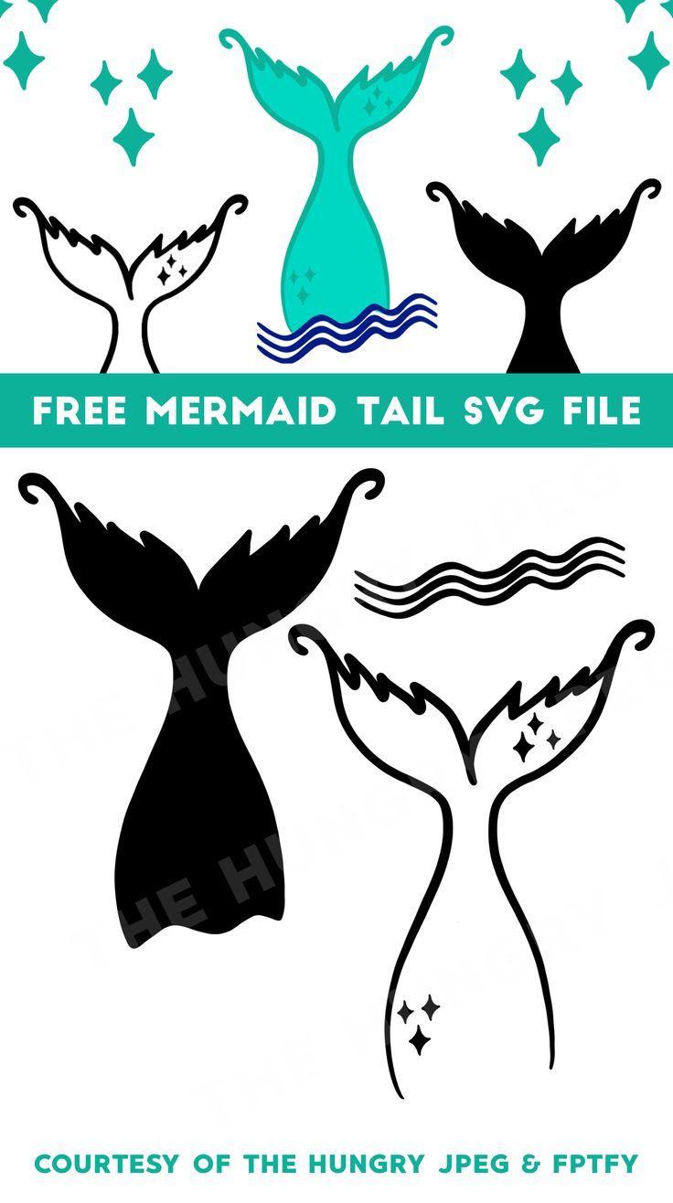 mermaid tail svg free #412, Download drawings