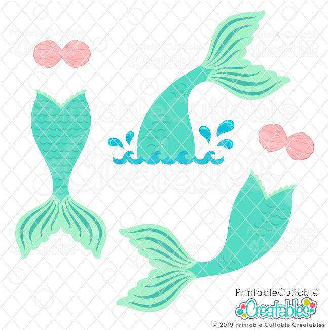 mermaid tail svg free #413, Download drawings