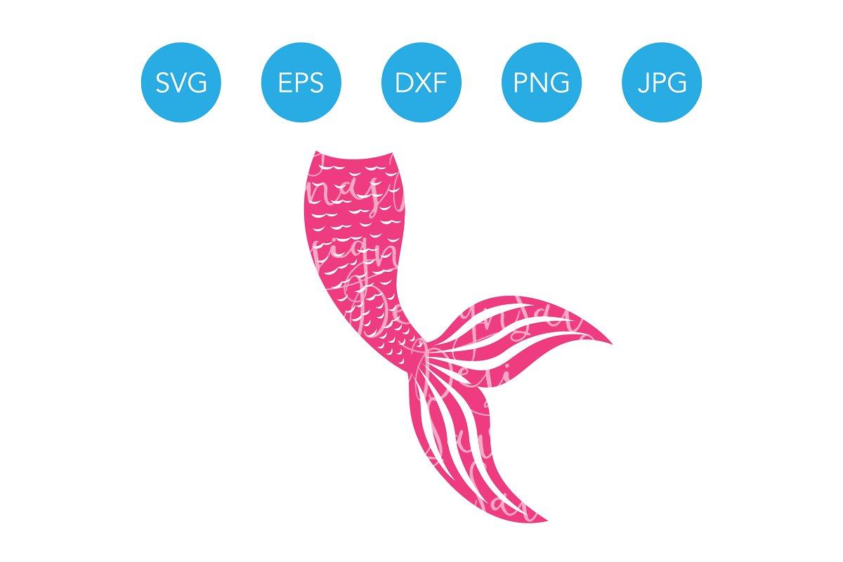 mermaid tail svg free #409, Download drawings