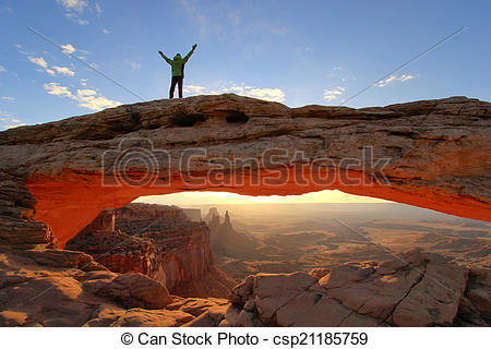 Mesa Arch clipart #1, Download drawings