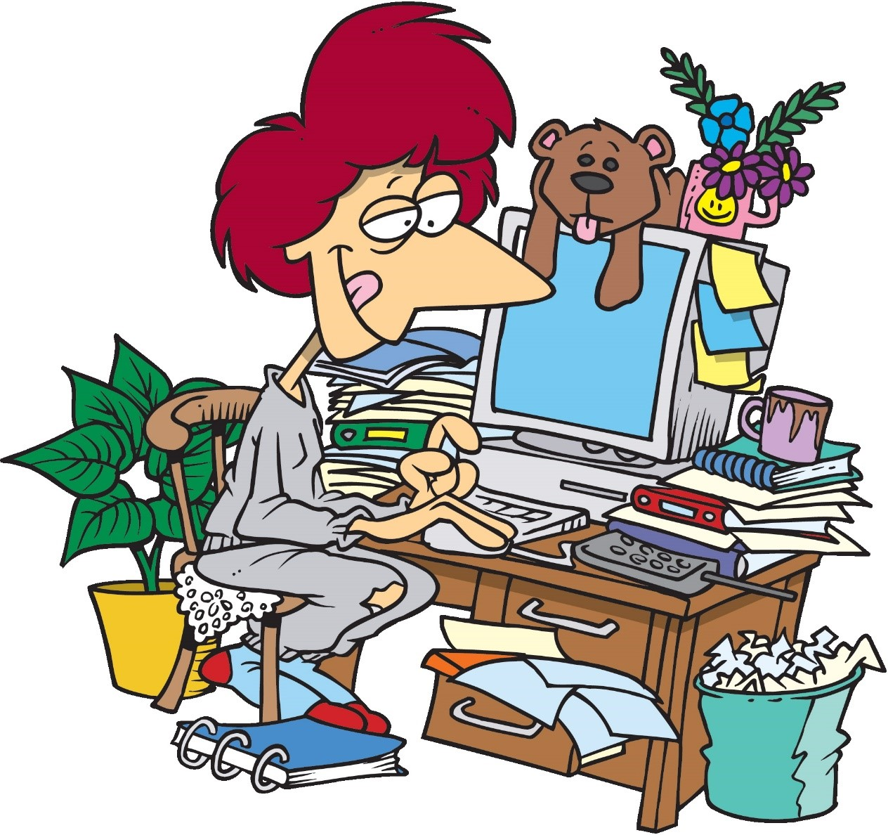 Messy clipart #2, Download drawings