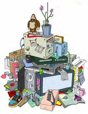 Messy clipart #19, Download drawings