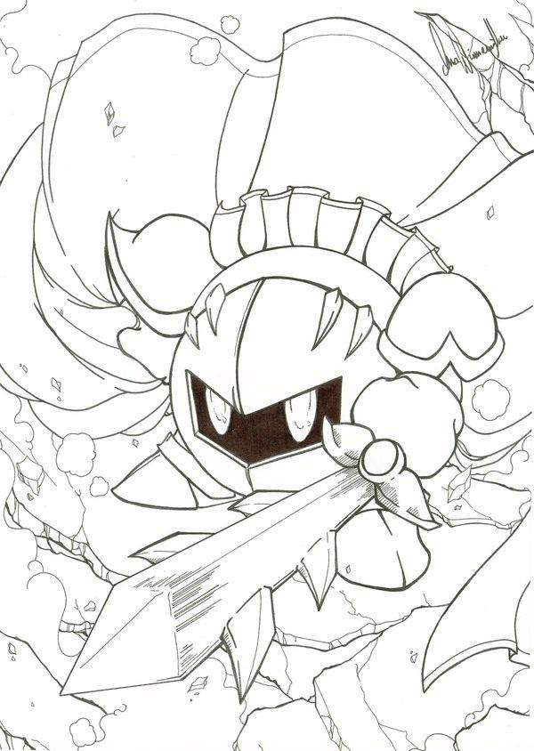 Meta coloring #10, Download drawings