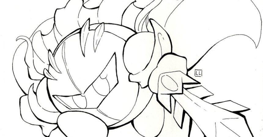 Meta coloring #1, Download drawings