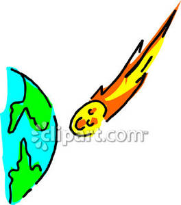 Meteor clipart #16, Download drawings